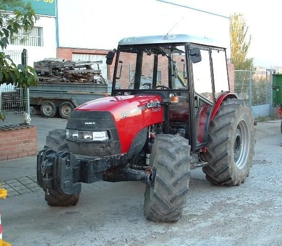 Cabinas para tractores de Talleres Val