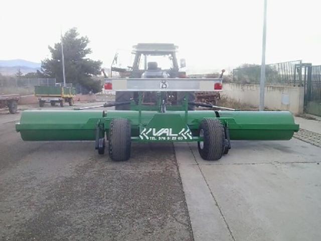 Rodillo agrícola Talleres Val